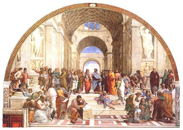 L'Ecole d'Athènes