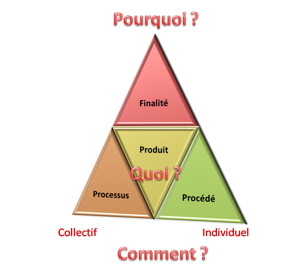 Le schéma Pro3 (pro cube) : les chapitres de la méthode